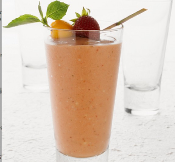 Strawberry Soy Smoothie Recipes — Dishmaps