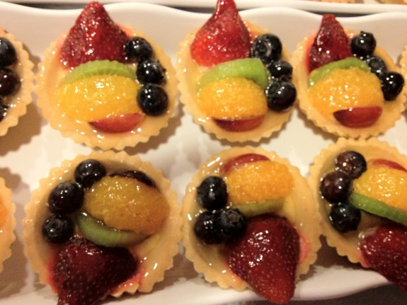 carrot is a fruit or vegetable mini fruit tart recipe