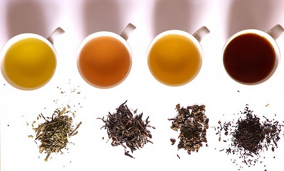 Tea in its many forms (photo by Wikipedia.org)